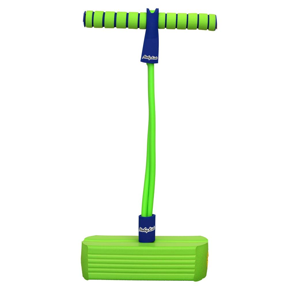 Тренажер для прыжков Наша игрушка Moby-Jumper зеленый jumper rivaldi jumper