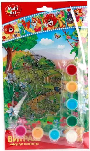 Наборы для творчества Играем вместе Multiart Союзмультфильм наборы для творчества multiart браслеты с фотографией winx