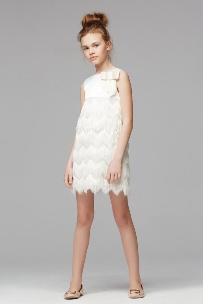 Платья Смена Платье Смена, молочное коктейльное платье с драпировкой bebe платья и сарафаны коктейльные