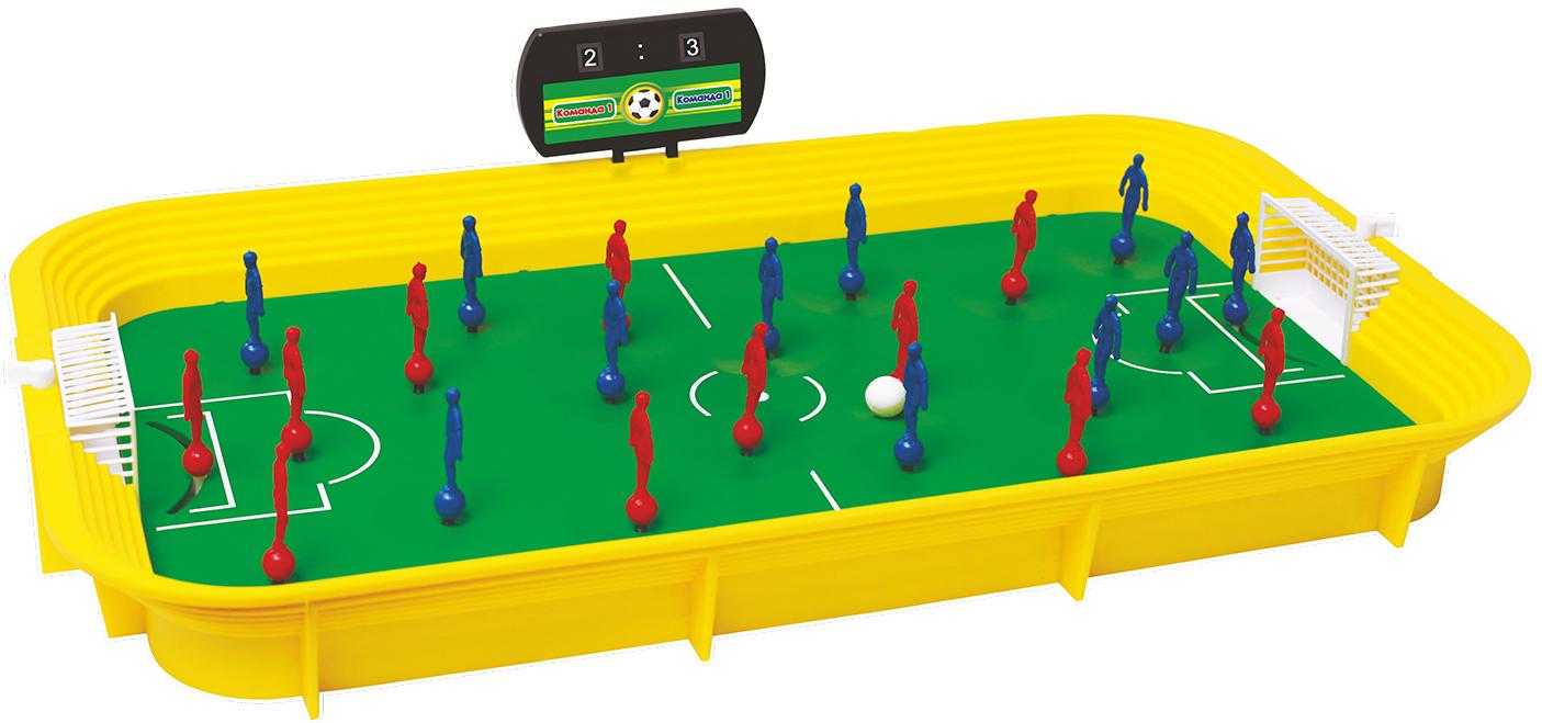 Настольная игра TEHNOK «Футбол чемпион» игра настольная дорожный футбол