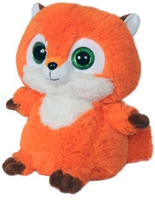 Мягкая игрушка СмолТойс Лисичка 30 см