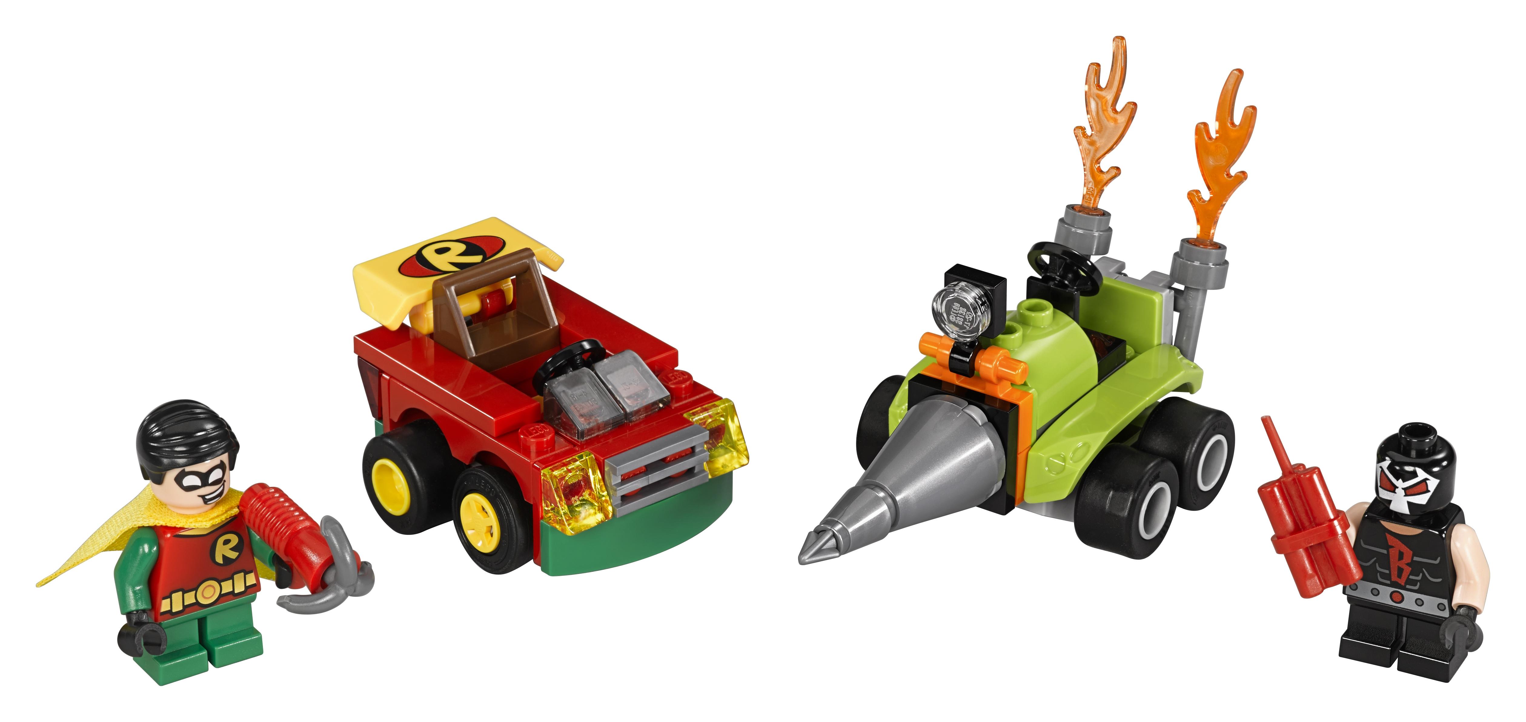 цена на LEGO LEGO Super Heroes Робин против Бэйна