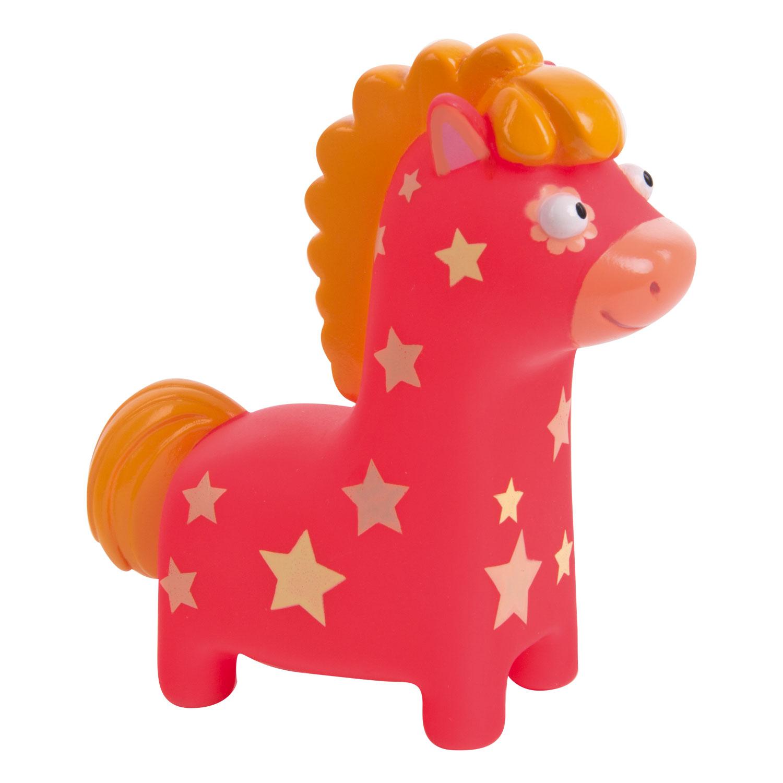 Игрушки для ванны Деревяшки Лошадка Иго-го качалки игрушки кипрей лошадка звездочка