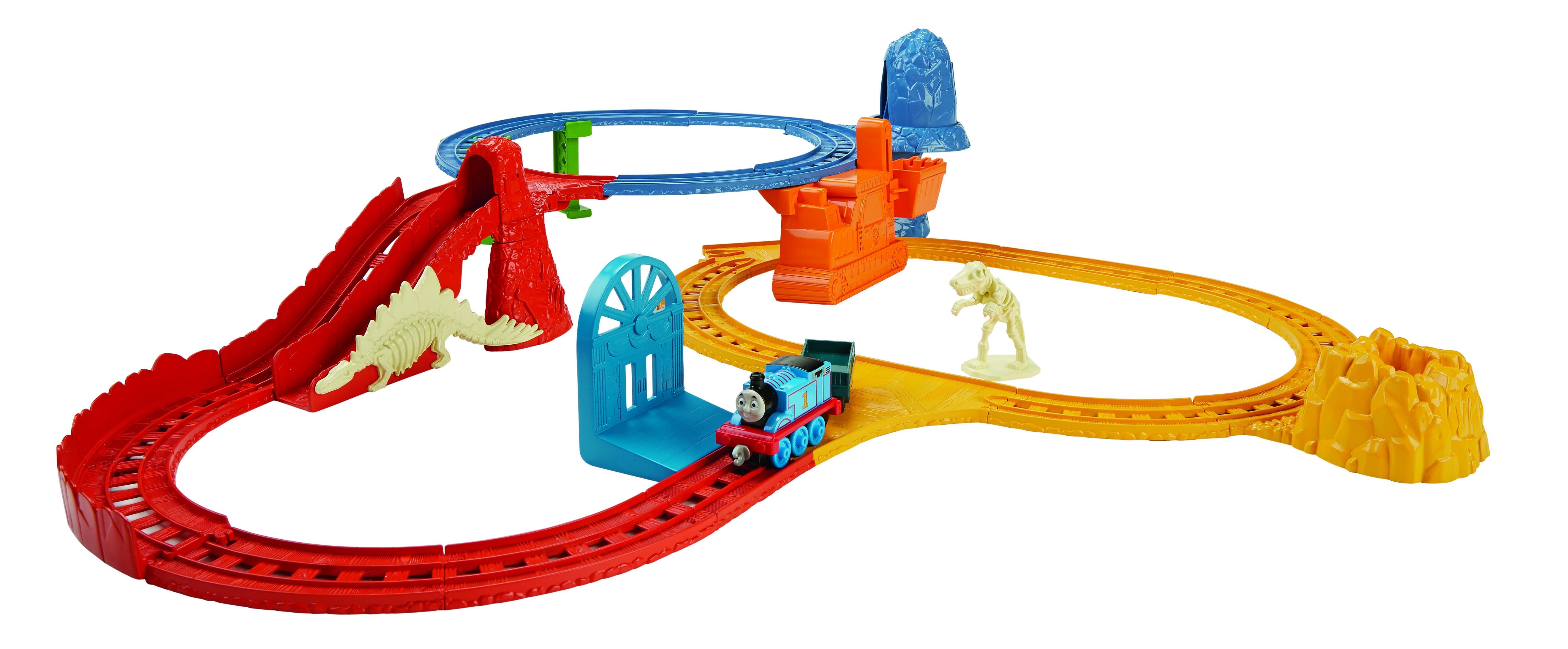 Thomas & Friends Thomas&Friends Игровой набор «Раскопки динозавров» мэри кэй стартовый набор делюкс