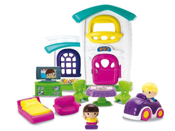 Другие куклы Keenway Игровой набор Keenway «Кукольный дом» keenway keenway машина нажми и поедет полицейская собака