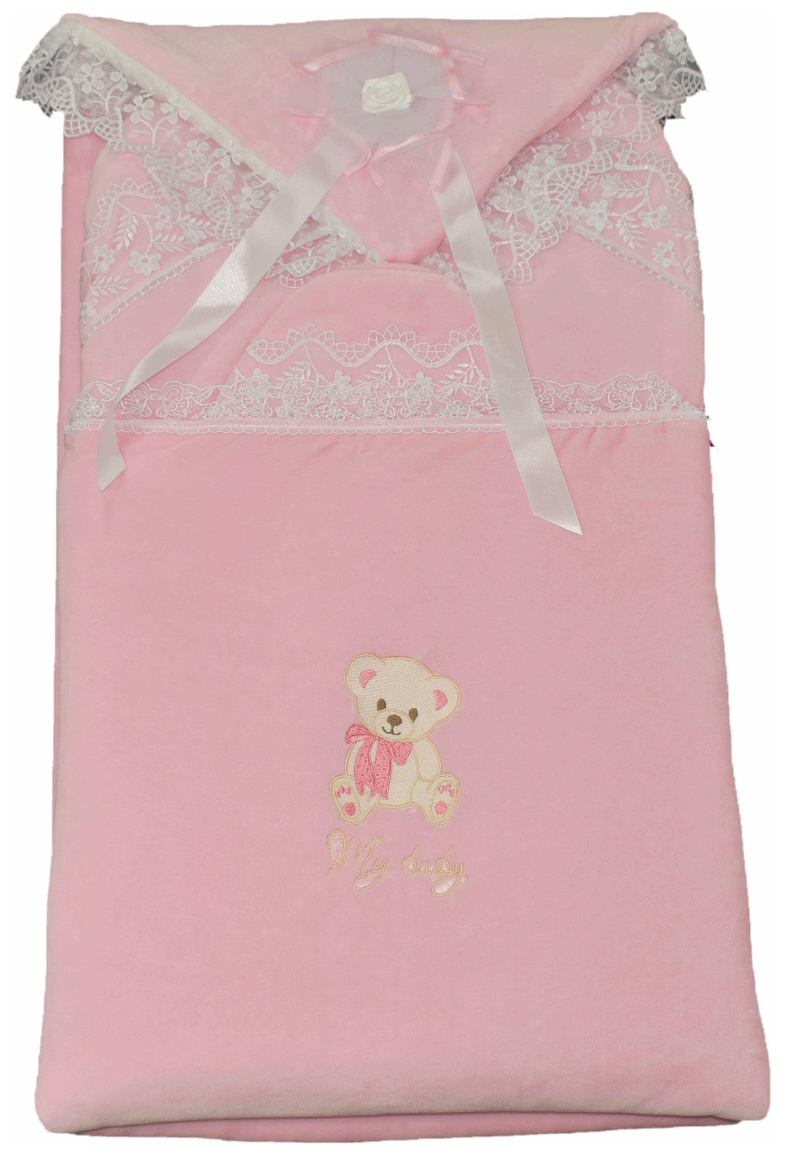 Конверт с одеялом на выписку Мой малыш Мой малыш розовый конверт с одеялом на выписку мой малыш мой малыш розовый