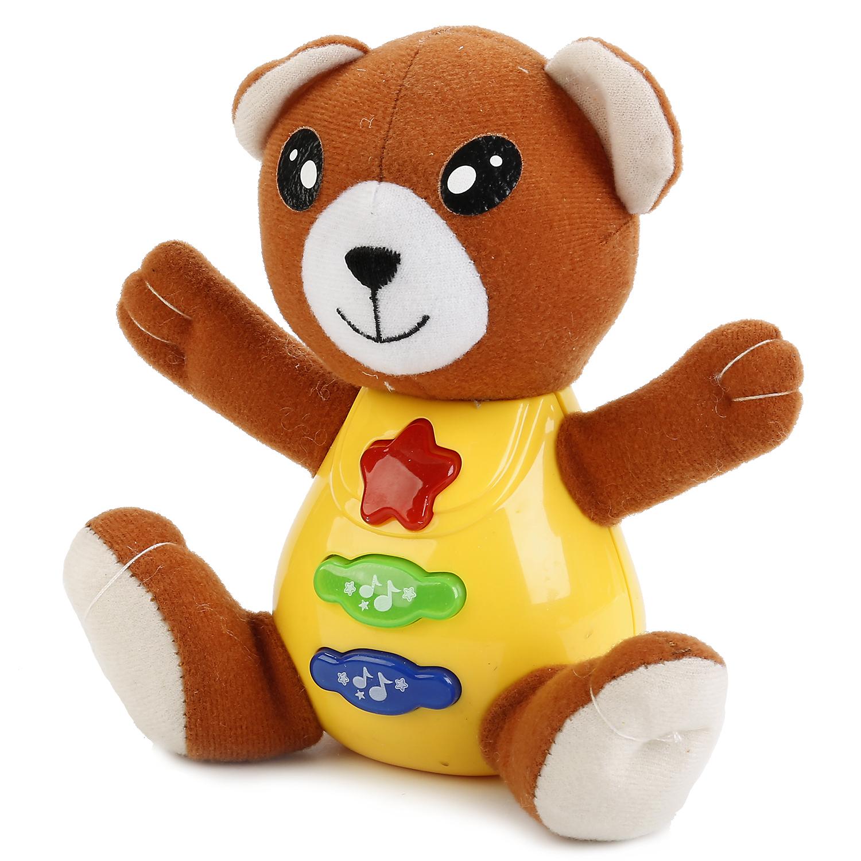 Развивающие игрушки Умка Развивающая игрушка Умка «Медвежонок» развивающая игрушка умка пожарная машинка со стихами м дружининой