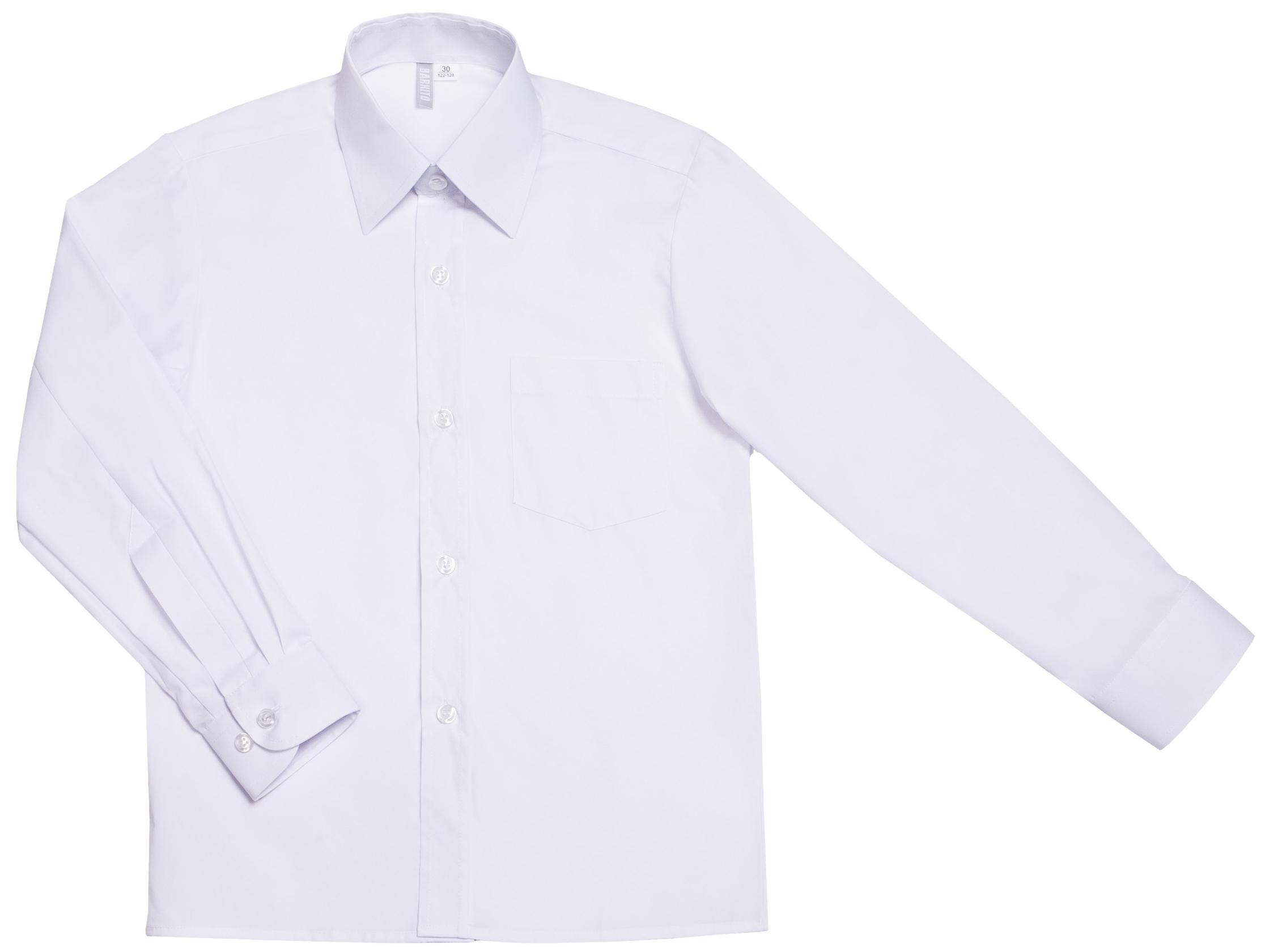 купить белую рубашку для мальчика
