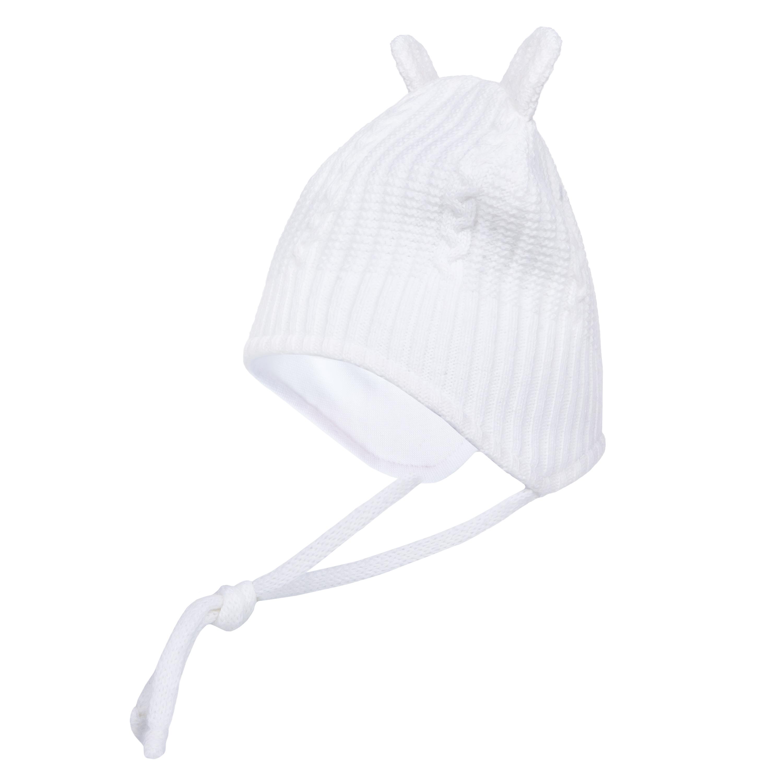 Головные уборы Barkito Шапка-ушанка для девочки Barkito белый головные уборы barkito шапка ушанка с завязками для девочки barkito светло розовая