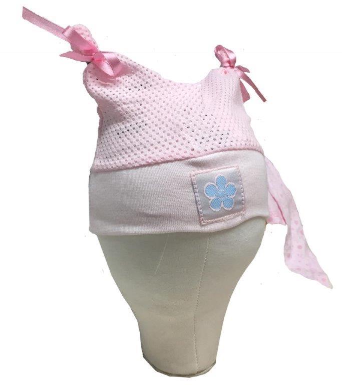Головные уборы Barkito Шапка для девочки Barkito розовая головные уборы barkito шапка ушанка с завязками для девочки barkito светло розовая