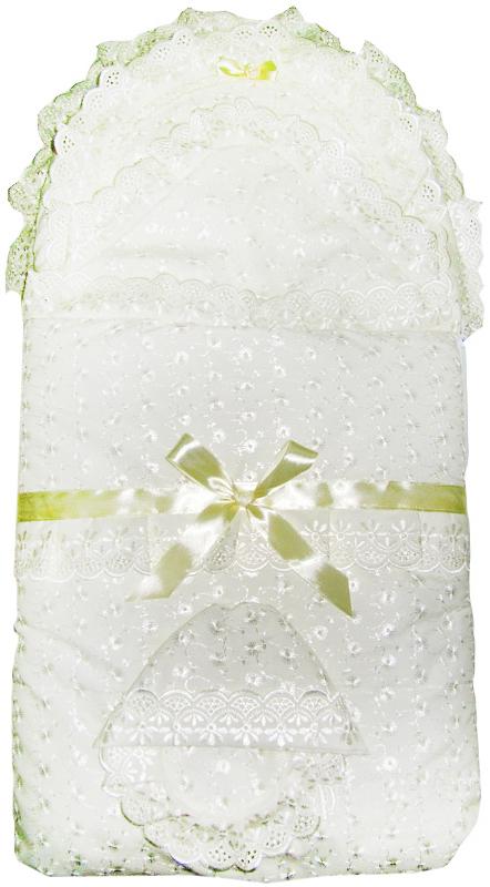 Комплекты на выписку Арго Конверт на выписку Argo Baby из 7-и пр. маргарита одеяло конверт на выписку маргарита велюровое с рюшей и уголком весна осень синтеп