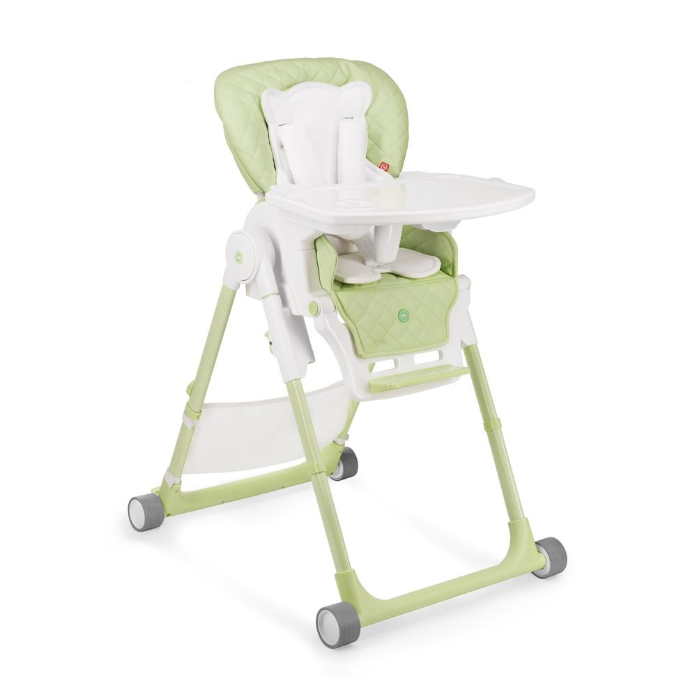 Стульчик для кормления Happy baby William V2 Green стульчик для кормления happy baby wiliam v2 lilac