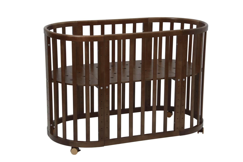 Купить Кроватки детские, Simple 910, 1шт., Polini 0003053-20, Россия, дуб