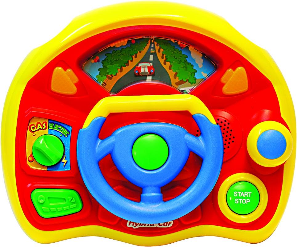 Купить Развивающие игрушки, Веселые гонки, Расти Малыш, Китай, Мультиколор
