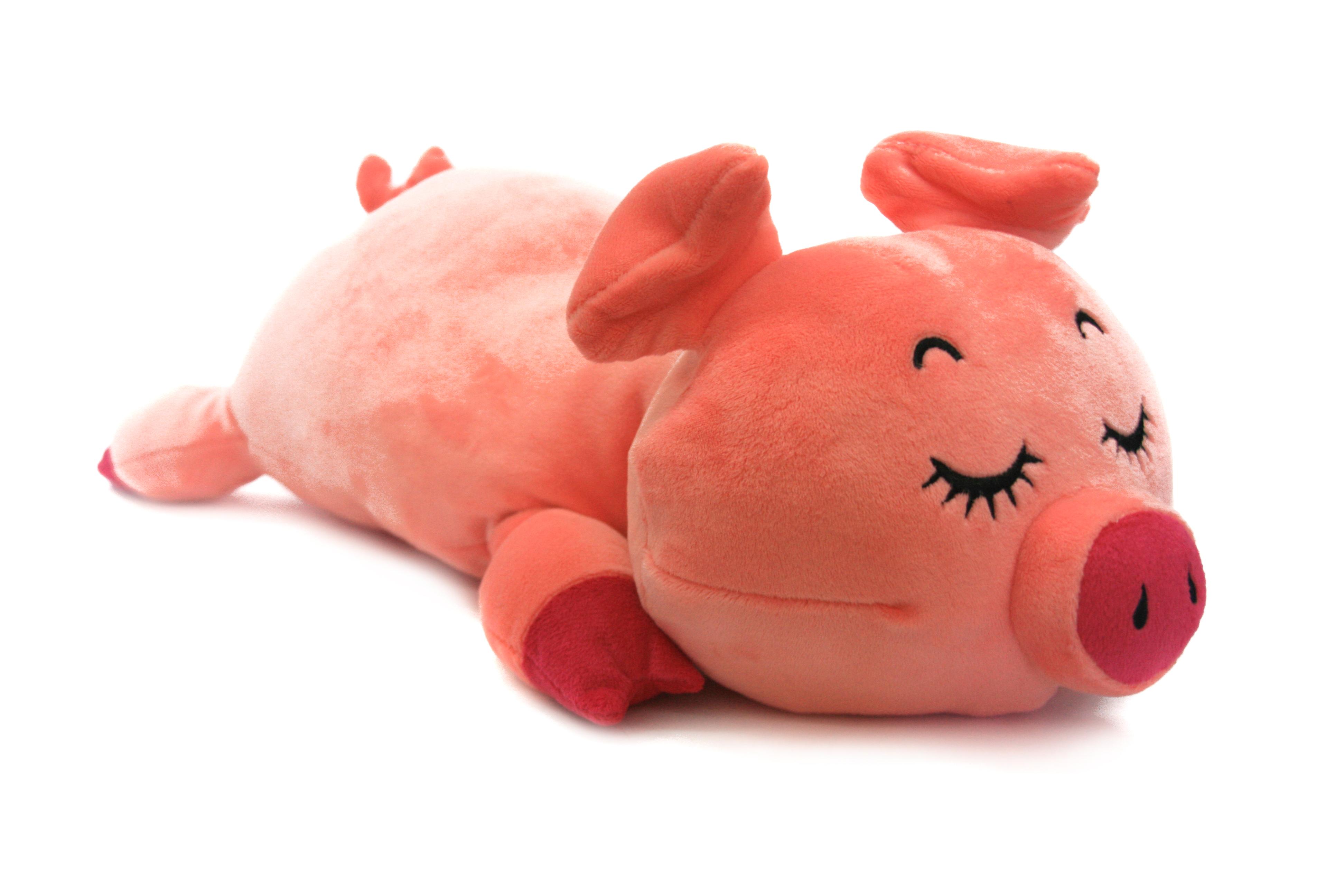 Мягкая игрушка СмолТойс Поросенок Слиппи мягкая игрушка поросенок 35 см