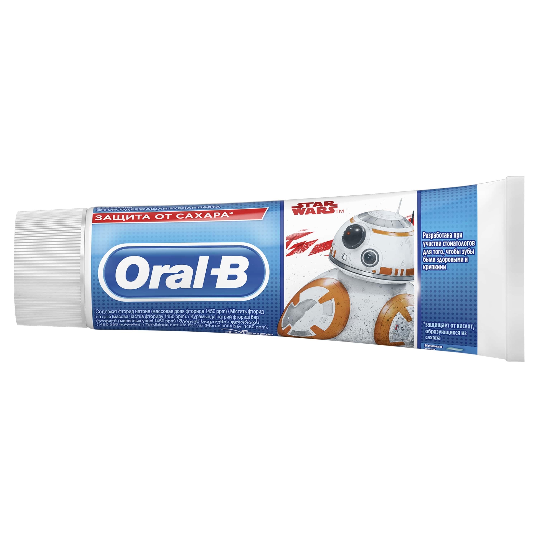 Зубная паста Oral-B «Звездные Войны» 75 мл printio горный пейзаж