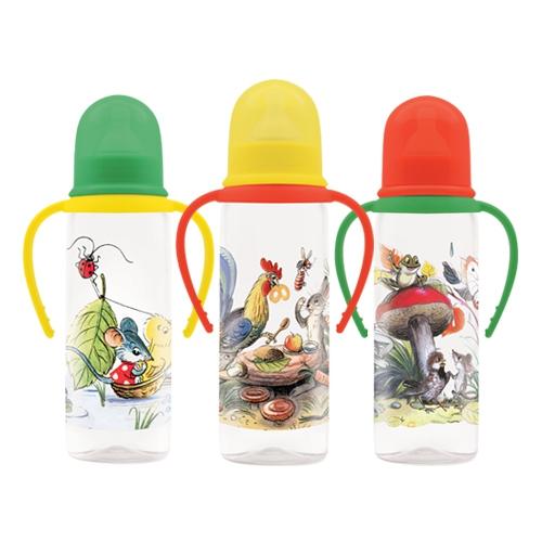 ниблеры Бутылочки и ниблеры для малышей LUBBY Сказки В.Сутеева