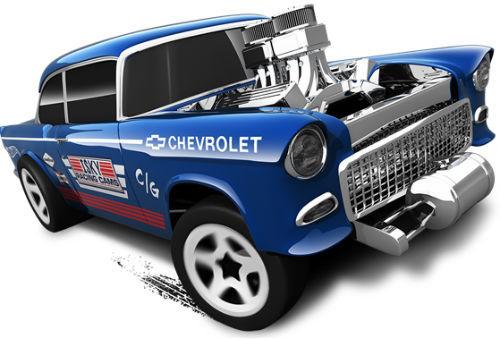 Машинка Mattel Серия базовых моделей автомобилей