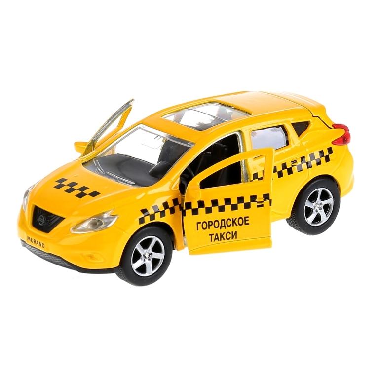 Машинка Технопарк Nissan Murano Такси машинка технопарк грузовик 258633