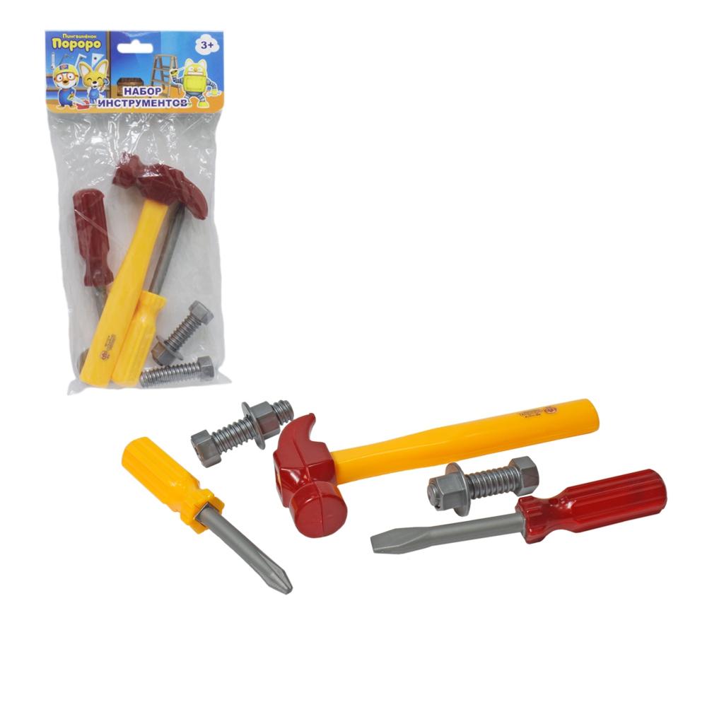 Набор инструментов 1toy Пингвинёнок Пороро