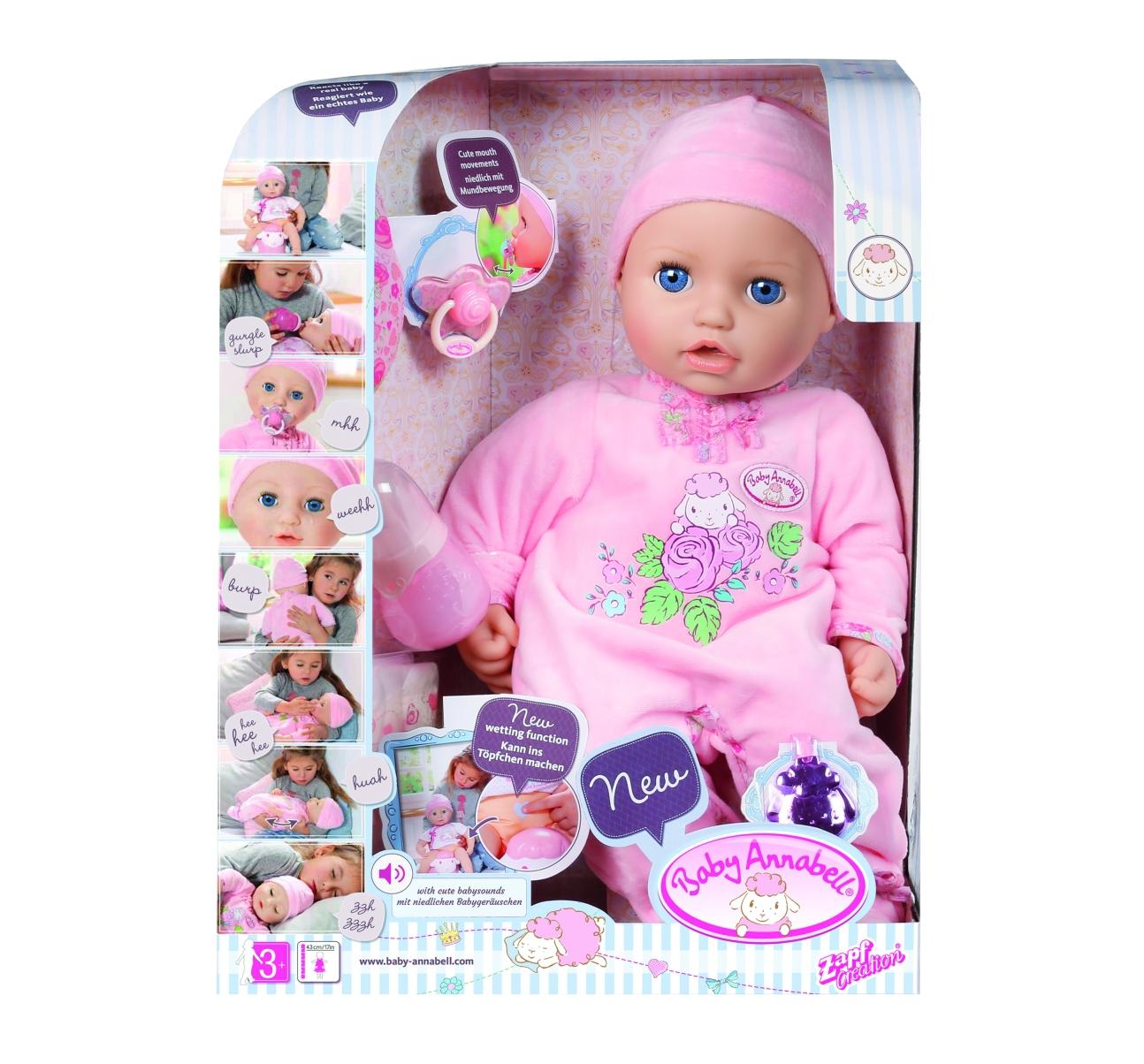 Кукла Baby Annabell Baby Annabell