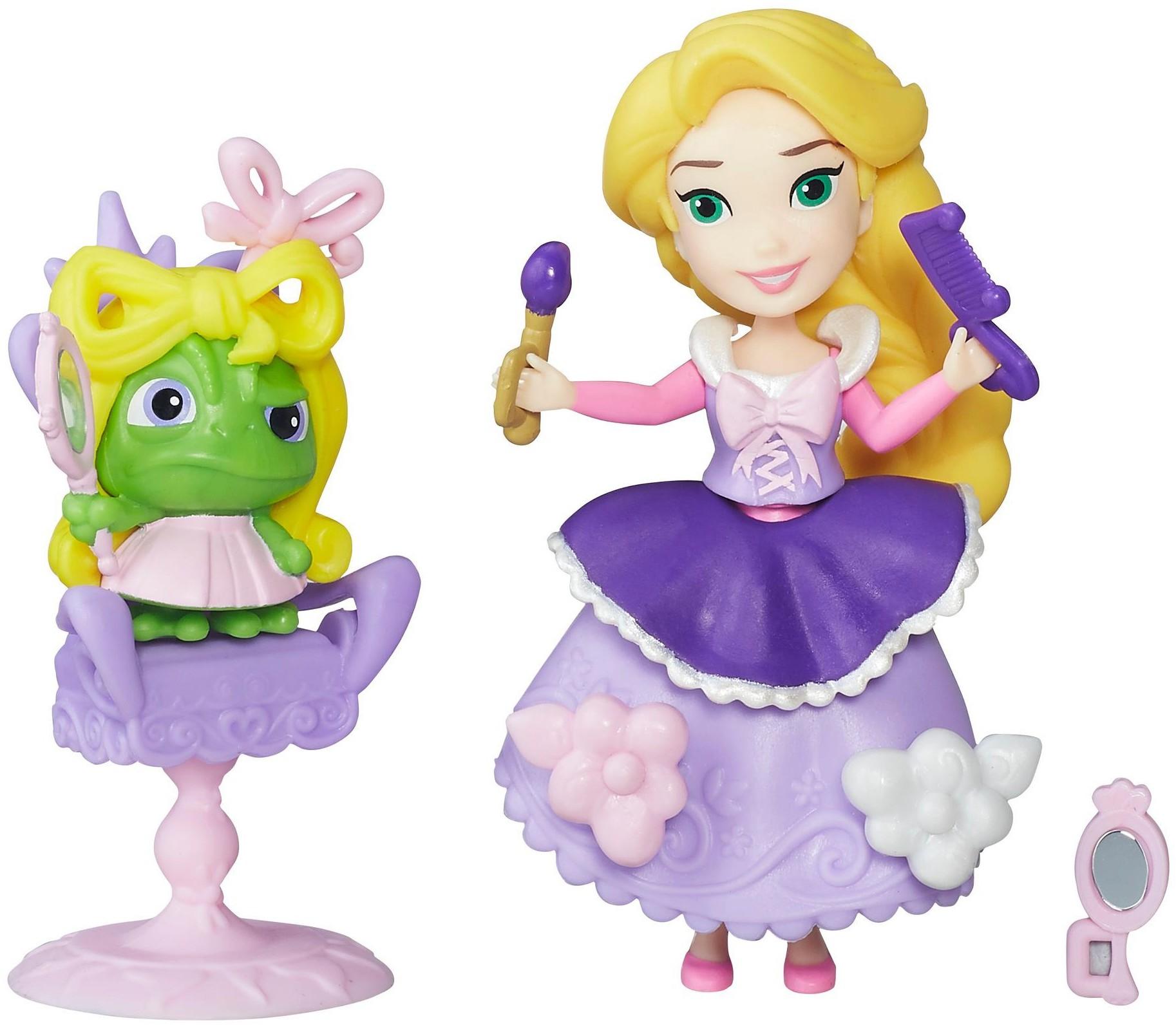 Disney Princess Disney Princess Маленькая Принцесса с аксессуарами sofia the first игровой набор с мини куклой принцесса эмбер и королевская арфа
