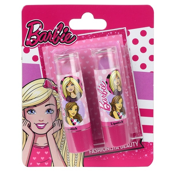 Декоративная косметика Markwins Barbie markwins игровой набор markwins barbie декоративная косметика блеск для губ 2 штуки