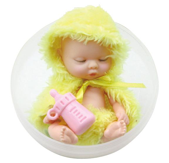 Другие куклы Junfa Toys Ltd Кукла в шаре Junfa Toys в плаще в асс. урсосан в шостке