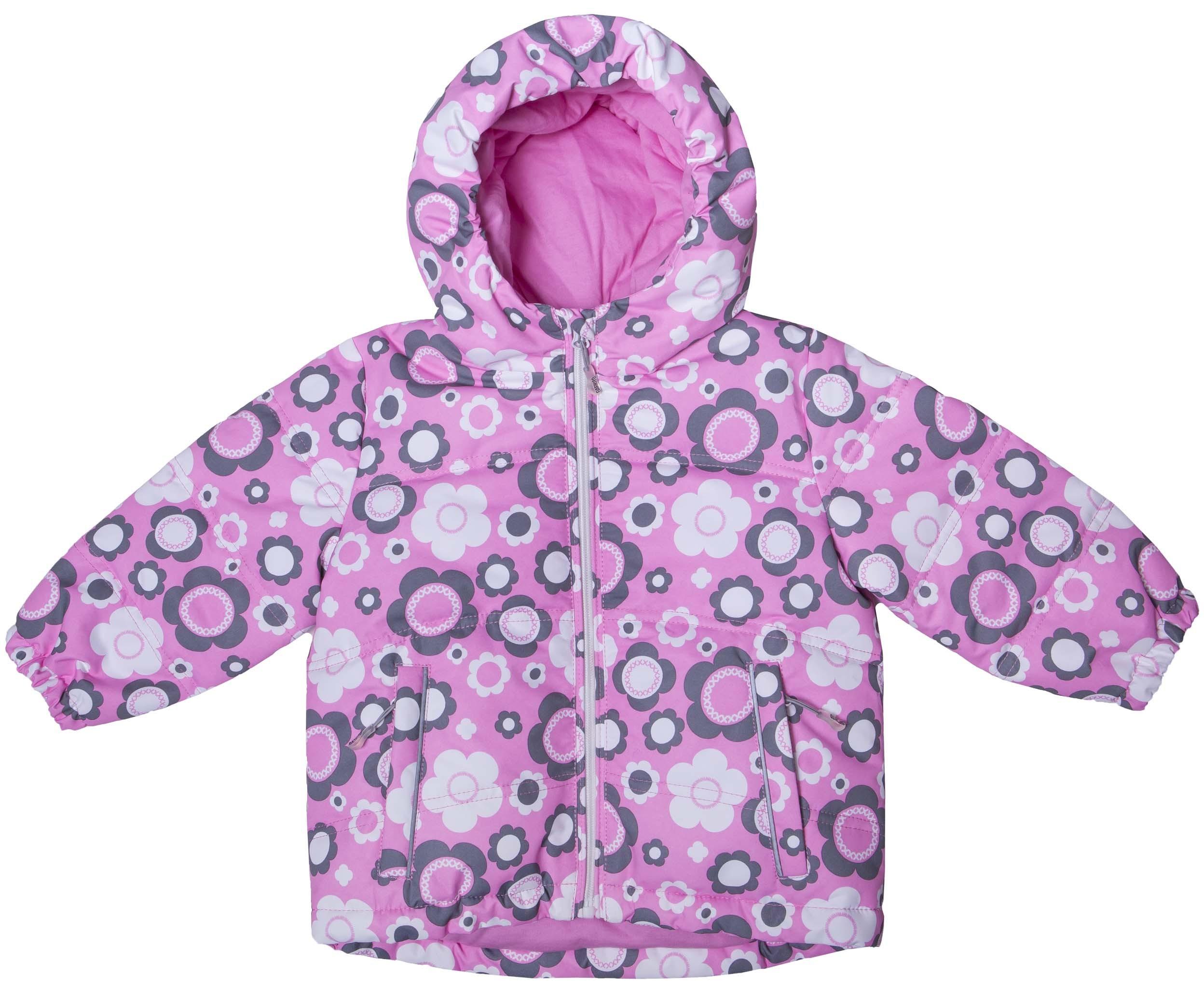 Куртка для девочки Barkito осенняя