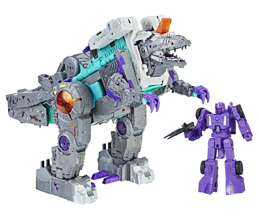 Машинки и мотоциклы Transformers Decepticon Necro & Decepticon Full-Tilt Trypticon transformers трансформер brawl