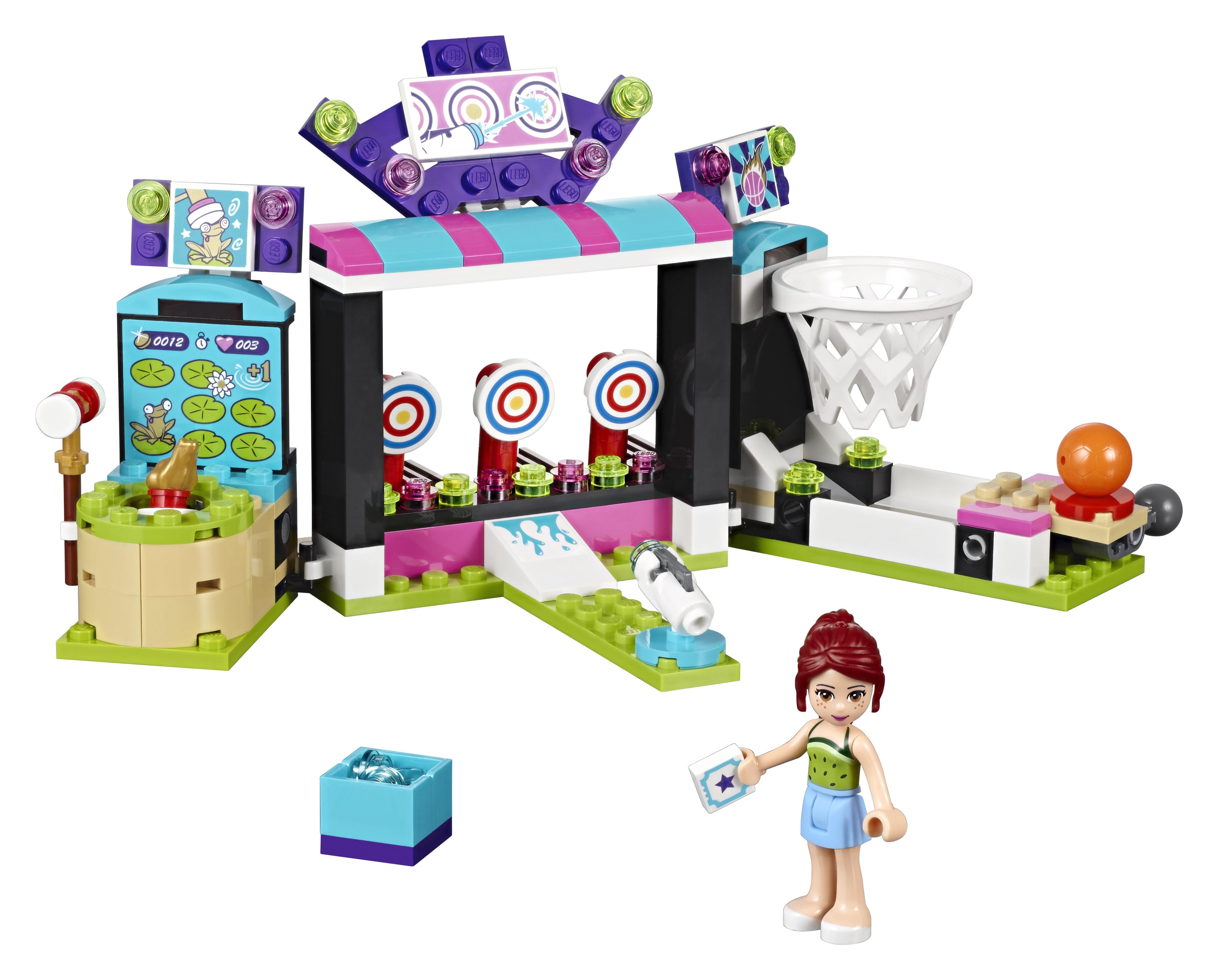LEGO LEGO 41127 Парк развлечений: игровые автоматы панкова м а энциклопедия детских развлечений 6