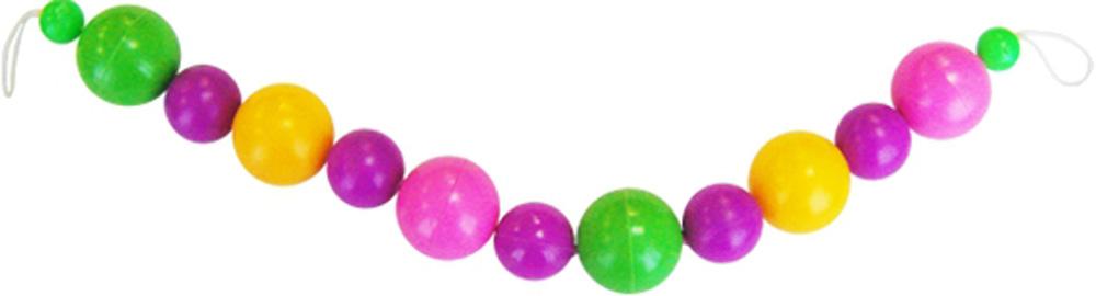 Фото - Игры и игрушки в дорогу Пластмастер Шарики игры и игрушки в дорогу пластмастер подвеска на коляску пластмастер нежность
