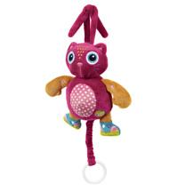 Игры и игрушки в дорогу Oops Подвеска Oops музыкальная в асс. подвеска сова 6см в асс те