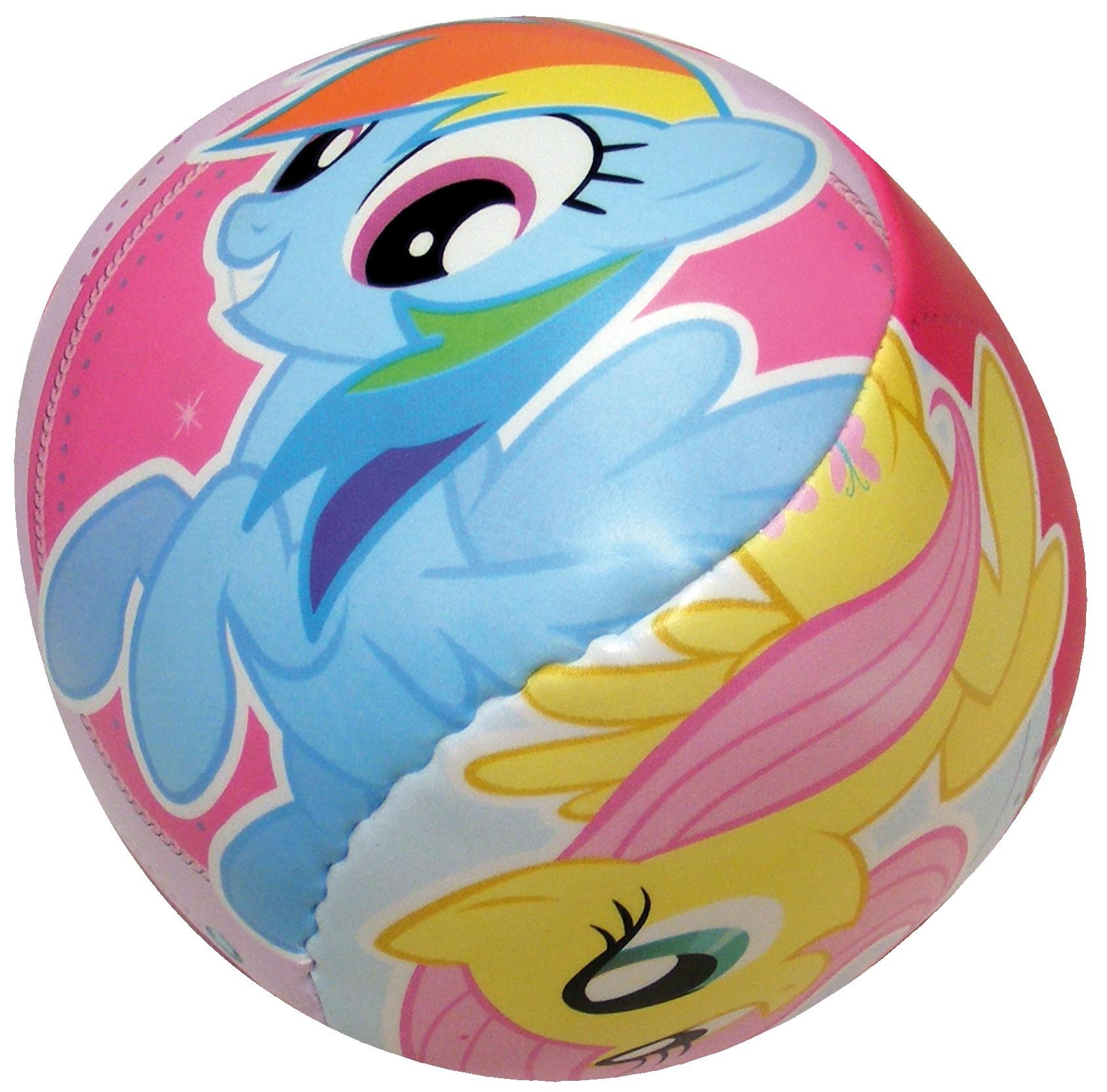 Мячи John Мяч John «Моя маленькая пони» мягкий 10 см john мяч моя маленькая пони 100 мм john