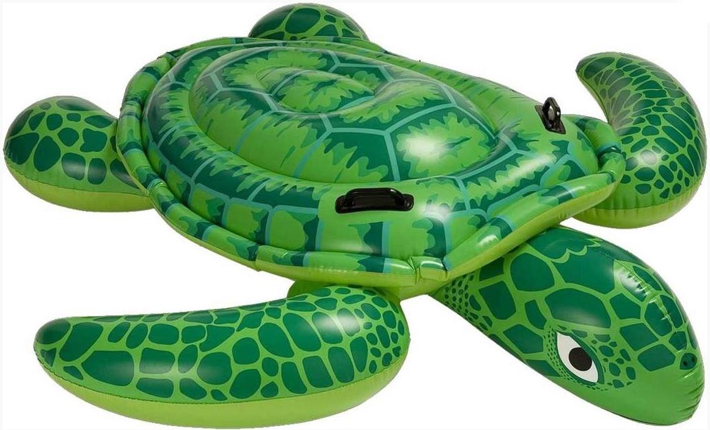 Надувная каталка INTEX Морская черепаха