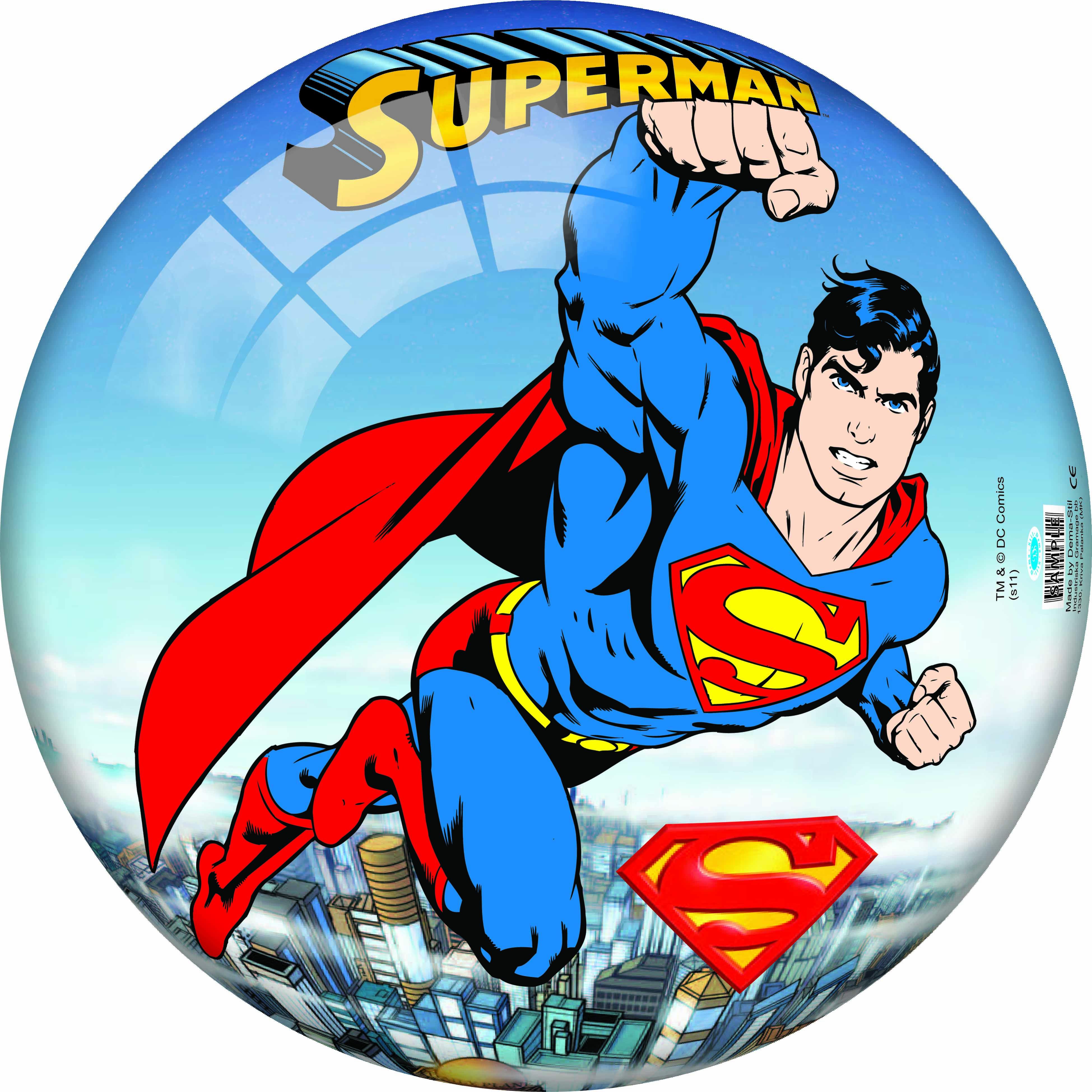 Купить Мячи, Супермен WB-S-003/14, Dema-Stil, Бывшая Югославская Республика Македония