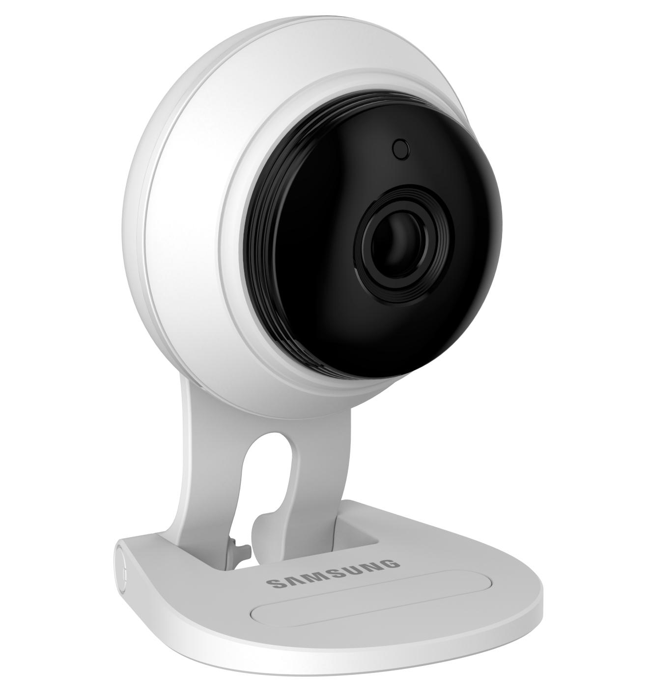Радио и видеоняни Samsung Видеоняня Samsung SmartCam SNH-C6417BN с Wi-Fi стоимость