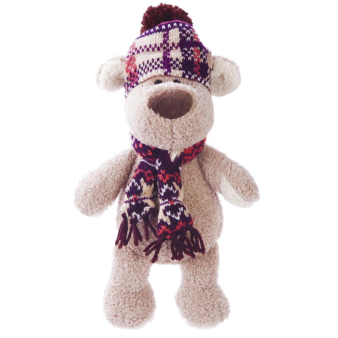 Мягкие игрушки Fluffy Family Пес Филька мягкие игрушки maxitoys пес ватсон с тапком