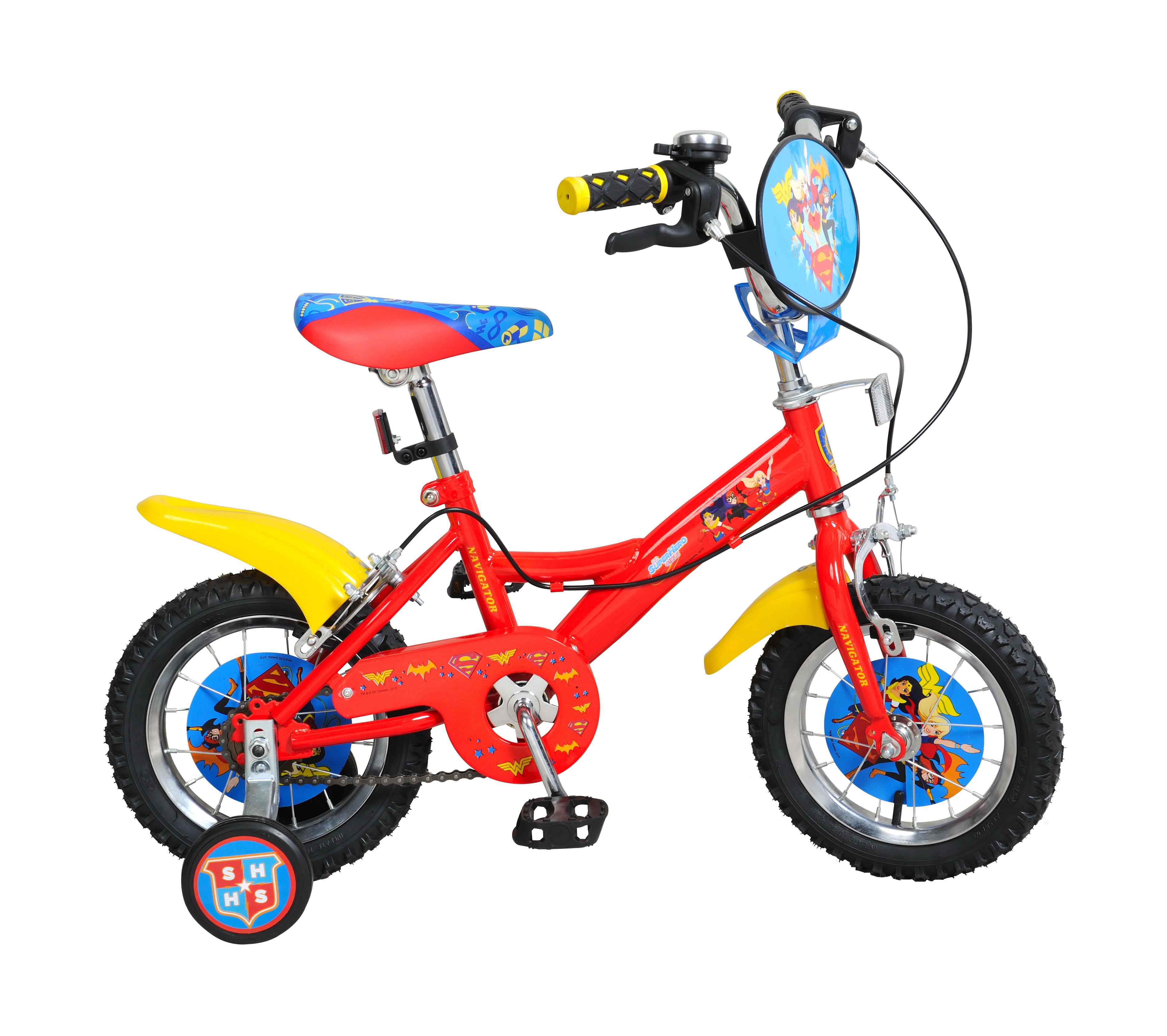 Велосипеды двухколесные Navigator Super Hero Girls (ВН12099)