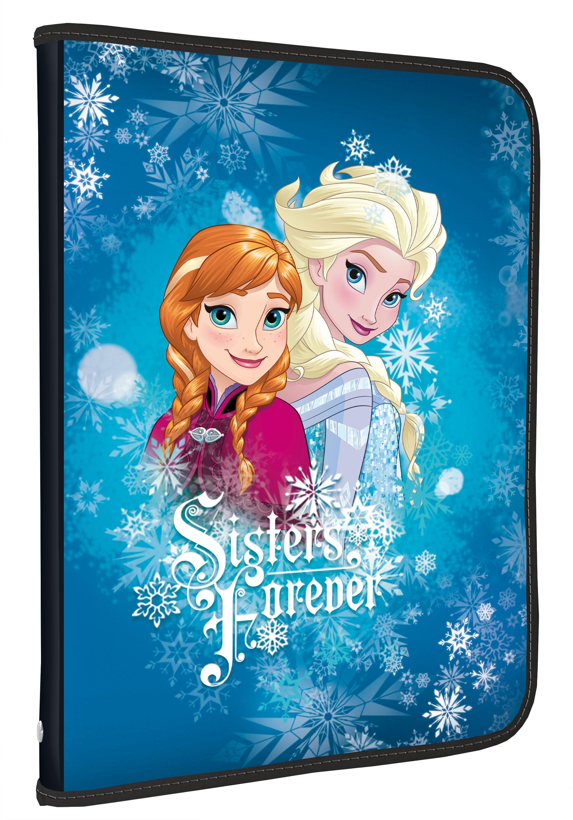 цена на Папка для тетрадей А4 Академия Групп Disney Frozen