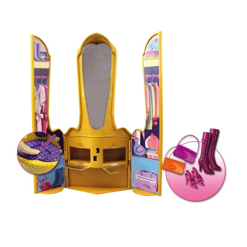 Игровой набор Гулливер Волшебный трон