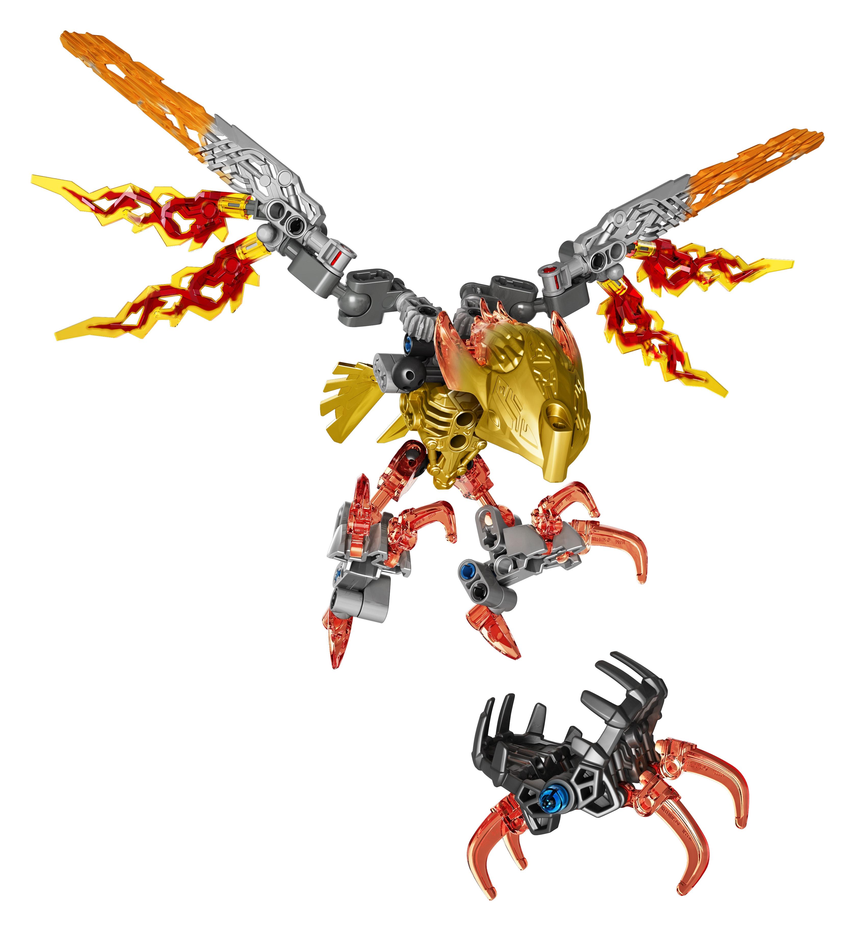 LEGO LEGO Bionicle 71303 Икир - Тотемное животное Огня кукольный домик kidkraft особняк эбби