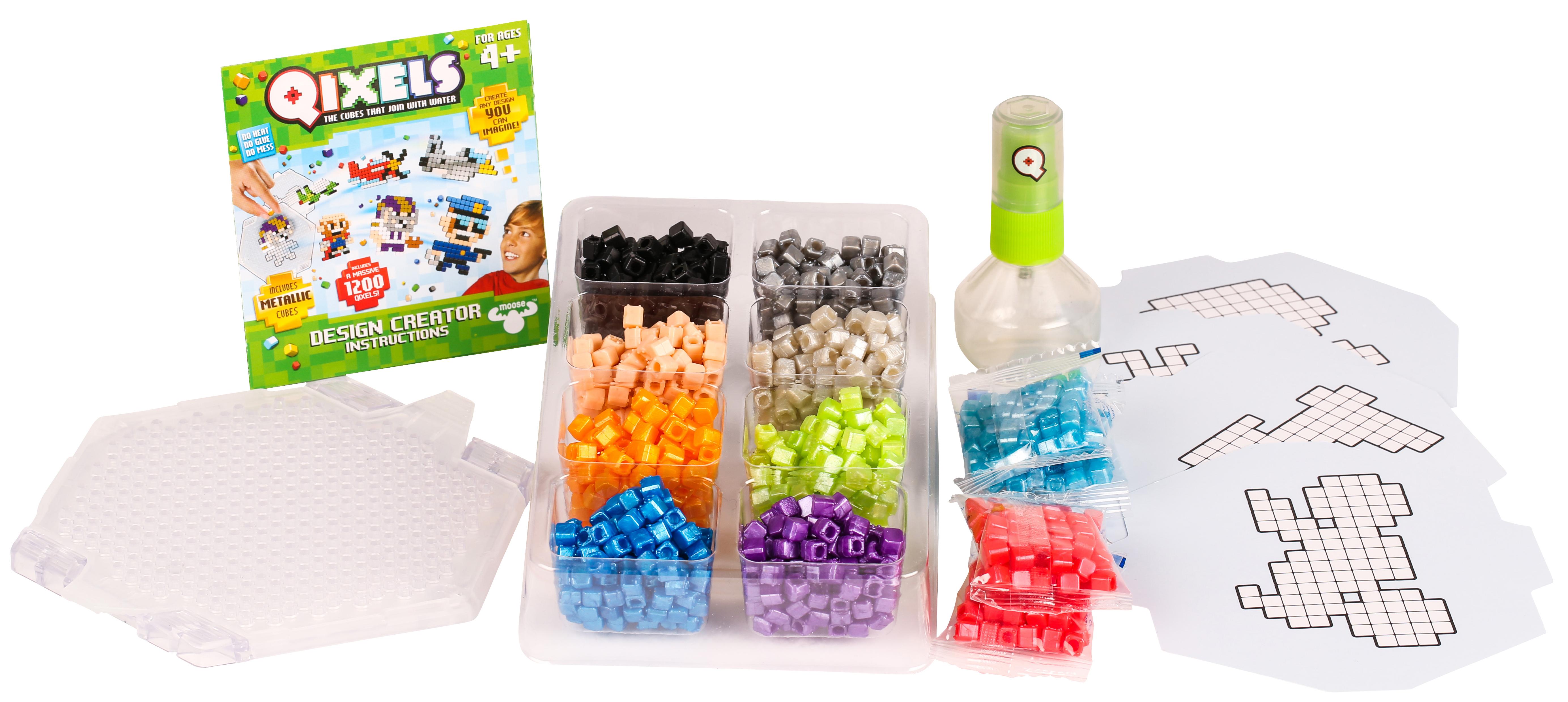 Наборы для творчества Qixels Набор для творчества Qixels «Дизайнер» набор для творчества qixels ледяные воины