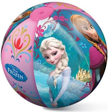 Товары для плавания Mondo Пляжный мяч Mondo «Холодное сердце» 50 см mondo мяч попрыгунчик 360° ø 45 см самолеты