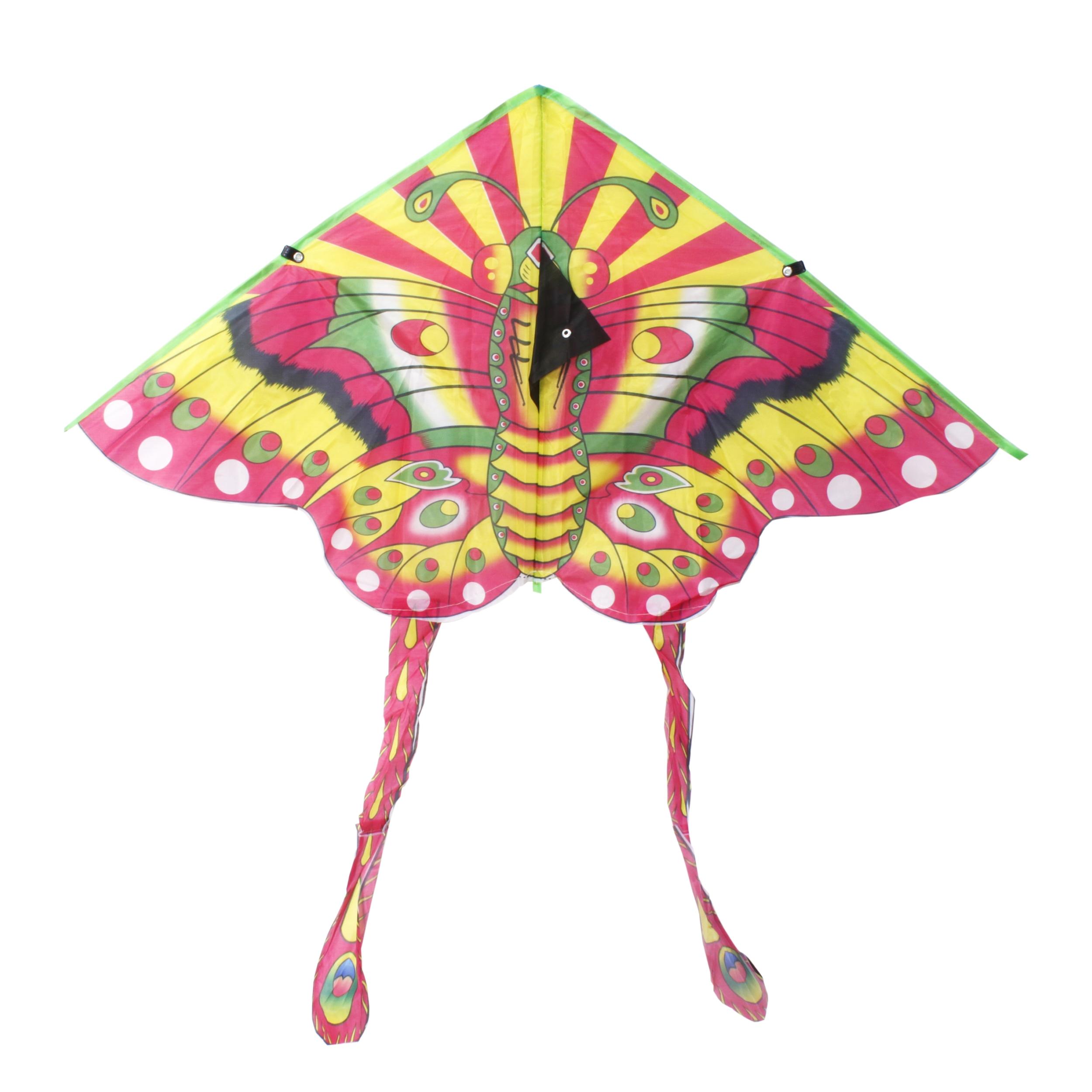 Воздушный змей 1toy Бабочка