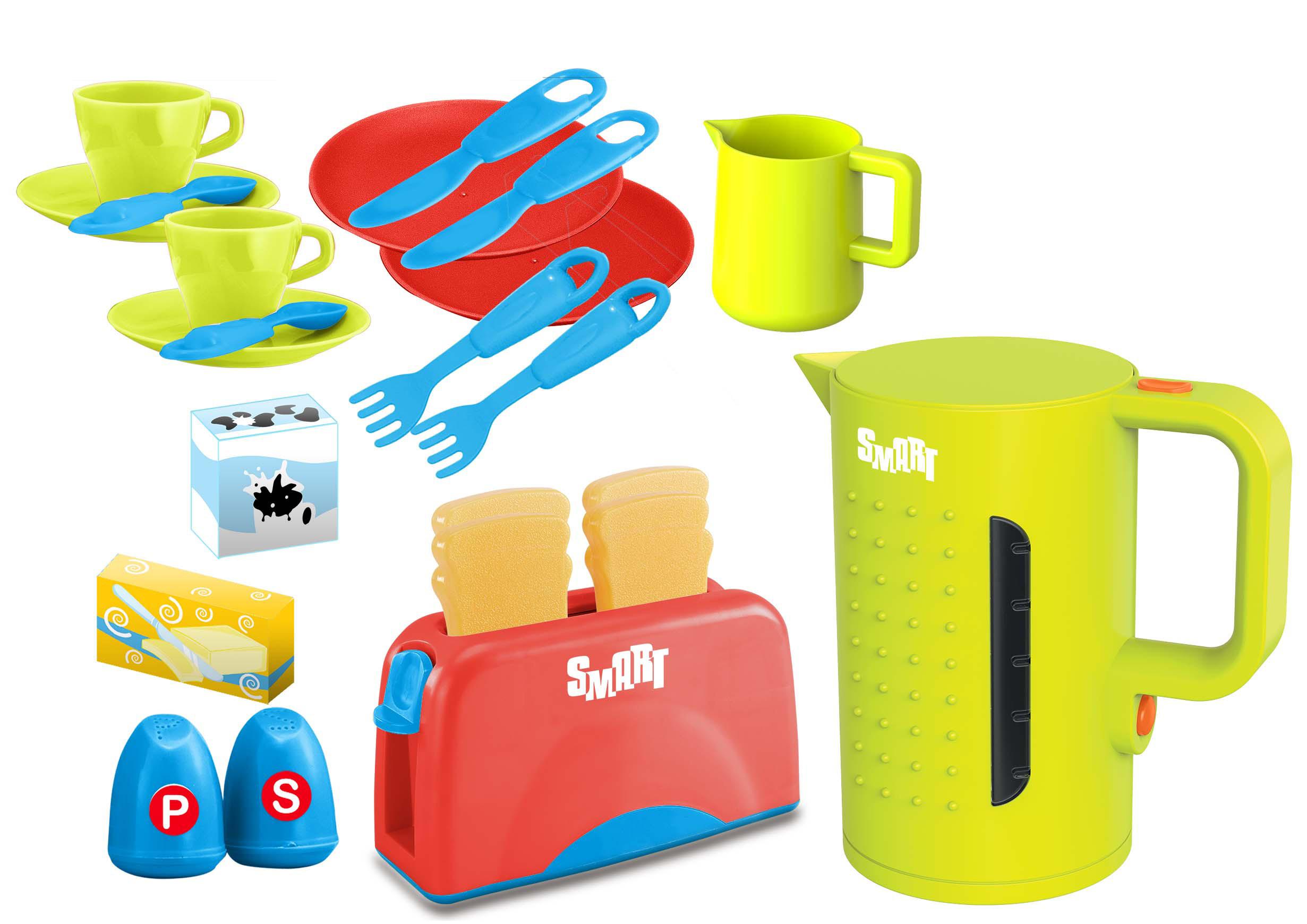 Посуда и наборы продуктов HTI    посудой  Smart