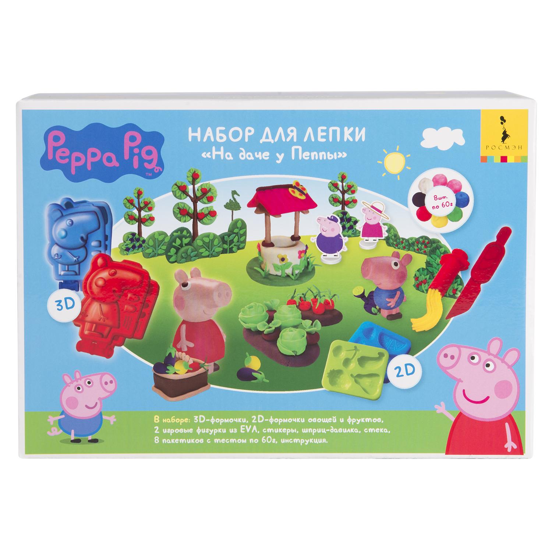 Набор для лепки Peppa Pig На даче у Пеппы