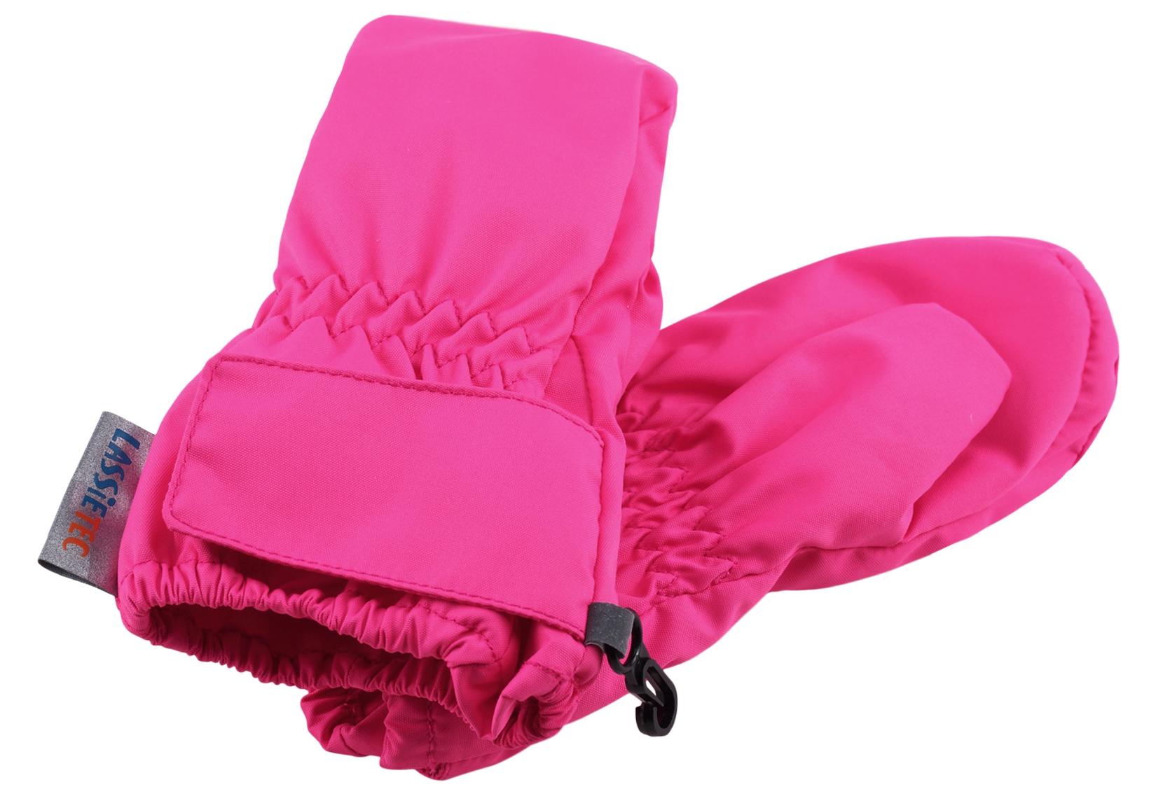 Варежки и перчатки Lassie Варежки, Lassietec mittens raspberry pink roca america 105