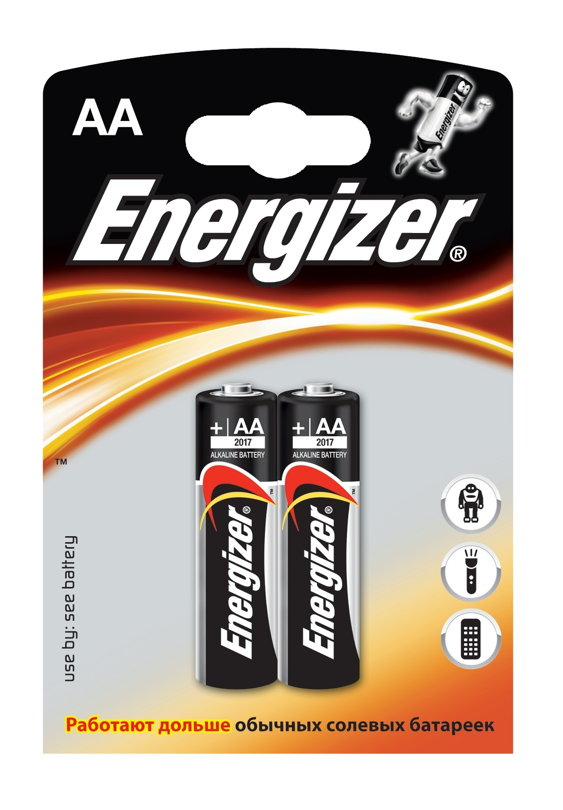 Элемент питания Energizer Base AA 2 шт элементы питания energizer base aa 2 шт