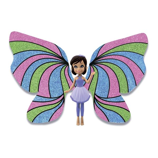 Купить Игровой набор, Фея Фиалка, 1шт., Shimmer Wing SWF0006b, Китай, многоцветный, Женский